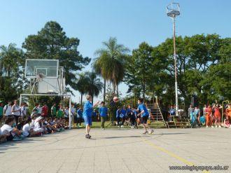 Jornada en el Campo Deportivo de la Semana del Estudiante 86