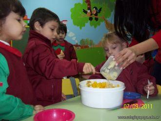 Preparamos Ensalada de Frutas 12