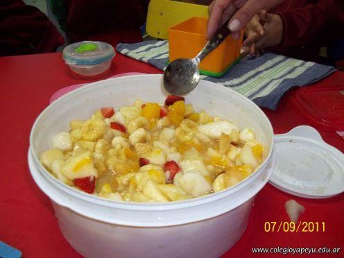 Preparamos Ensalada de Frutas 15