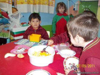 Preparamos Ensalada de Frutas 9