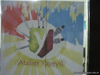 Primer encuentro del Atelier Yapeyu 1