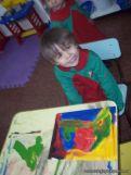 Salas de 3 pintando 40