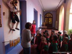 Salas de 3 visitaron la Muestra Karai Octubre 11