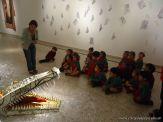 Salas de 3 visitaron la Muestra Karai Octubre 16