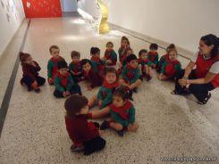 Salas de 3 visitaron la Muestra Karai Octubre 21
