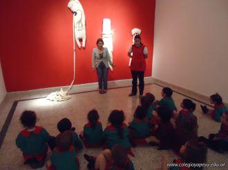 Salas de 3 visitaron la Muestra Karai Octubre 23