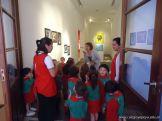 Salas de 3 visitaron la Muestra Karai Octubre 30