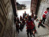 Salas de 3 visitaron la Muestra Karai Octubre 5