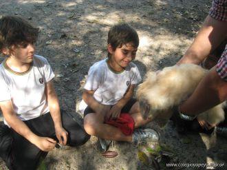 Visita a la Granja La Ilusion 2011 339