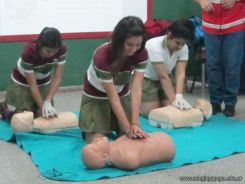 3ra Clase de Primeros Auxilios 25