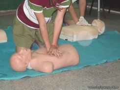 3ra Clase de Primeros Auxilios 26