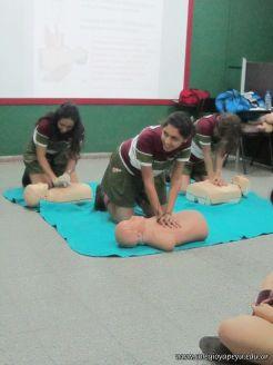3ra Clase de Primeros Auxilios 37