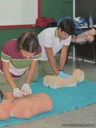3ra Clase de Primeros Auxilios 45