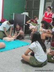 3ra Clase de Primeros Auxilios 56