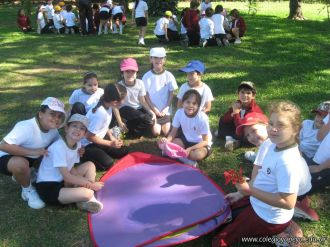 Campamento de 2do grado 20