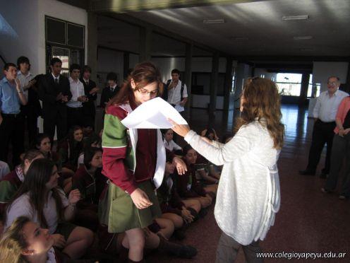 Los Brisco se despiden de la Promocion 2011 12