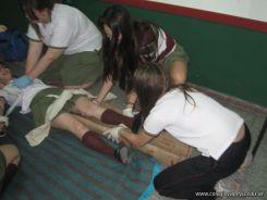 Ultima Clase de Primeros Auxilios 2011 32