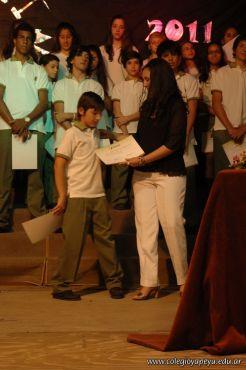 Acto de Clausura de la Educacion Secundaria 2011 133