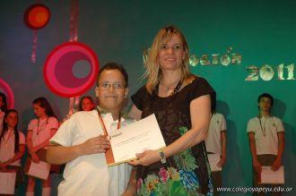 Acto de Colacion de Primaria 2011 142