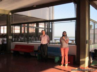 Los Moglia despiden a nuestra Promocion 2011 1