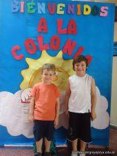 Primer Dia de la Colonia de Vacaciones en Dic 2011 4