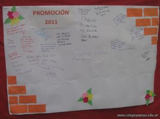 Ultimo Dia de Clases de Primaria 2011 42