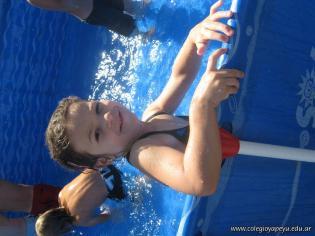 Primeros Dias en la Colonia de Vacaciones 2012 33