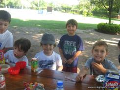 Primeros Dias en la Colonia de Vacaciones 2012 46