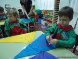 Primer semana de clases en el Jardin 113