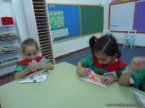Primer semana de clases en el Jardin 141