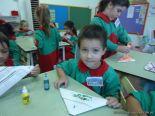 Primer semana de clases en el Jardin 168