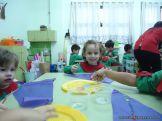 Primer semana de clases en el Jardin 2