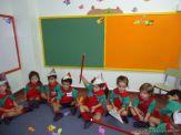 Primer semana de clases en el Jardin 229