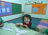 Primer semana de clases en el Jardin 31