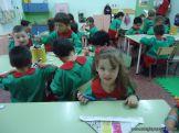 Primer semana de clases en el Jardin 42