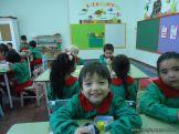 Primer semana de clases en el Jardin 48