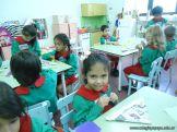 Primer semana de clases en el Jardin 53