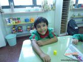 Primer semana de clases en el Jardin 65