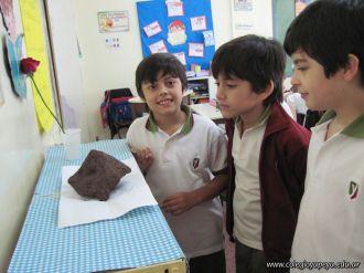 Un meteorito visito 3er grado 23