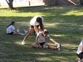 Educacion Fisica en el Parque Mitre 15