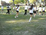 Educacion Fisica en el Parque Mitre 37