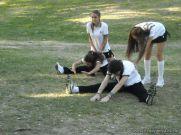 Educacion Fisica en el Parque Mitre 55