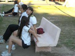 Educacion Fisica en el Parque Mitre 62