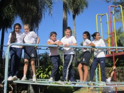 Torneo Intercolegial de Educacion Fisica 186