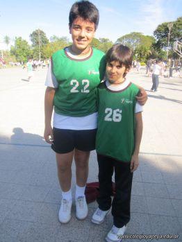Torneo Intercolegial de Educacion Fisica 85