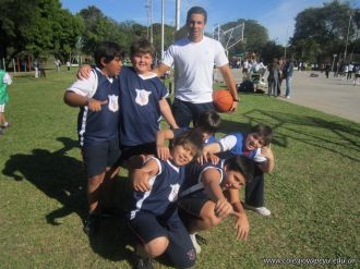 Torneo Intercolegial de Educacion Fisica 90