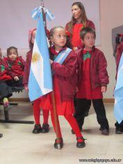 Dia de la Bandera en el Jardin 8