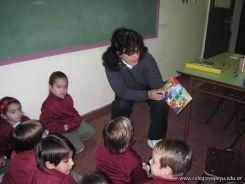 Padres Lectores en Primaria 22-06 21