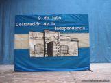 Dia de la Independencia en Primaria - Mañana 1