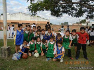 Futbol en Primaria 1